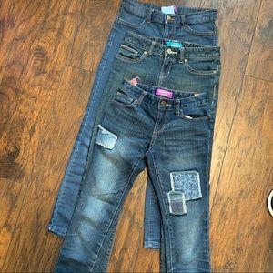 Denim jeans girls